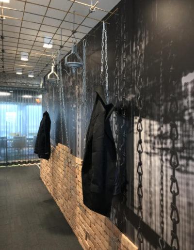 Kleidungstrocknung Design